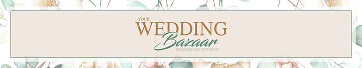 Your Wedding Bazaar advertise