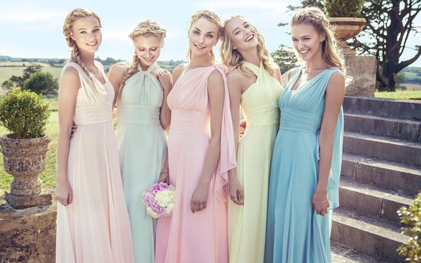 Best 10 Bridesmaid Dress Colors in 2016