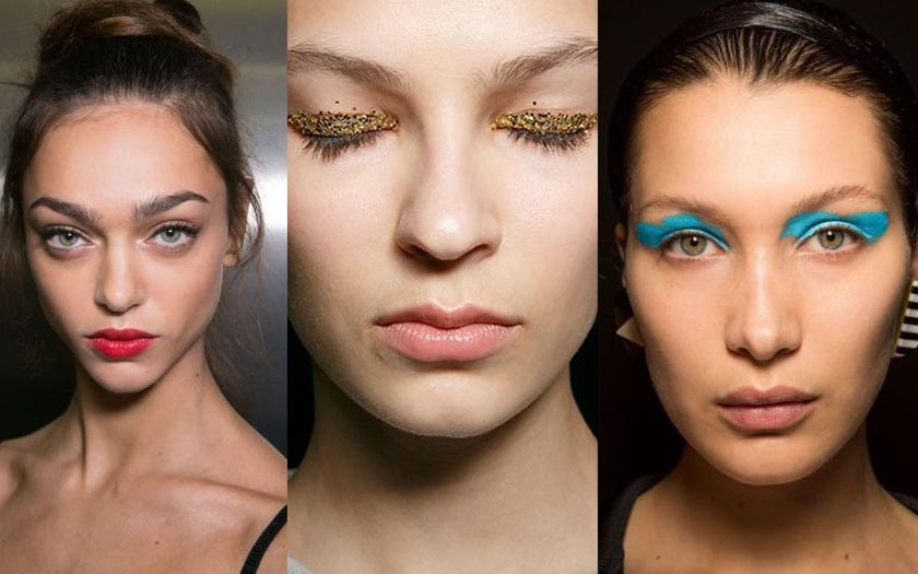 Latest Jaw Dropping Makeup Trends in 2016