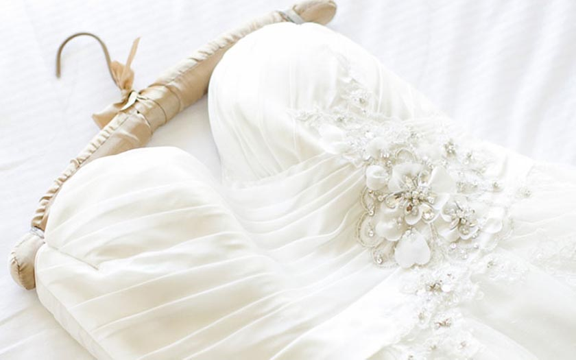 How to Preserve Your Wedding Gown