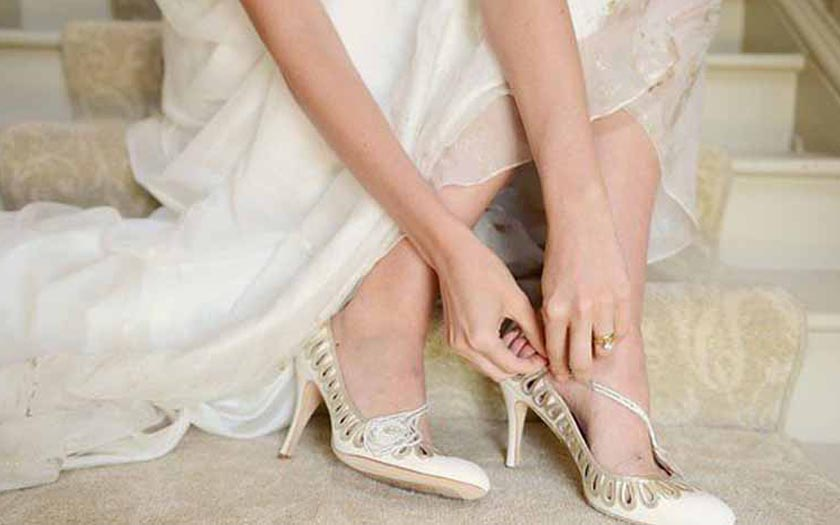 3 Tips to Choose the Right Wedding Shoes