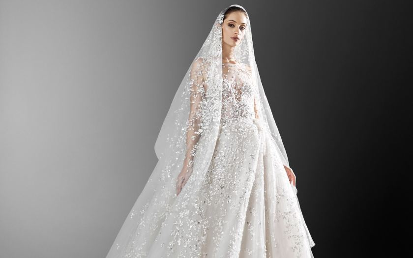 Zuhair Murad New Breathtaking Spring 2021 Bridal Collection has Arrived