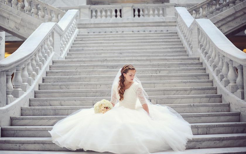 Wedding Dress Shots You Can't Miss