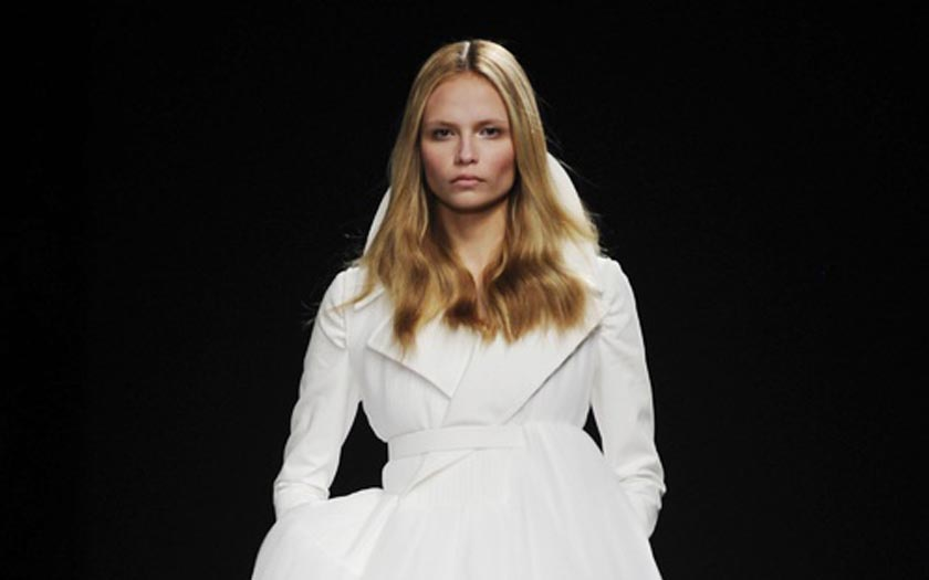 10 Years of Givenchy Bridal Dresses
