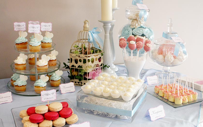10 WOW-ing Buffet Ideas You Can Have At Your Wedding