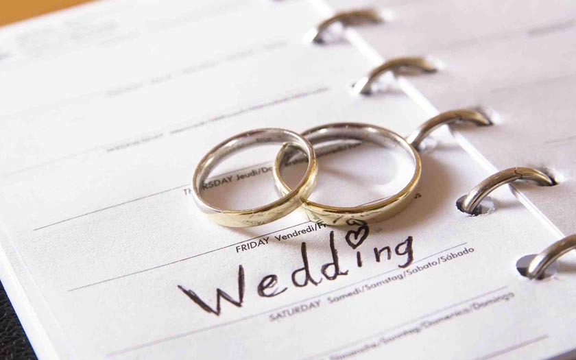 The Night Before & Wedding Day Checklists