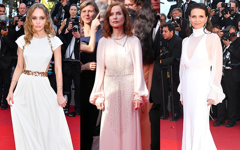 The Best White Dresses Seen at Cannes 2017