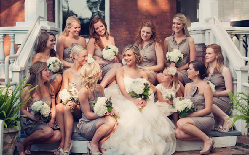 How to Make Bridesmaids Dress Shopping Less Stressful