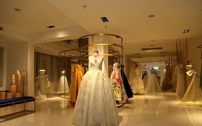 WEAVING GRACE | LUXURY CONCEPT BOUTIQUE OPENS IN CAIRO FOR EVERYTHING BRIDAL AND MORE
