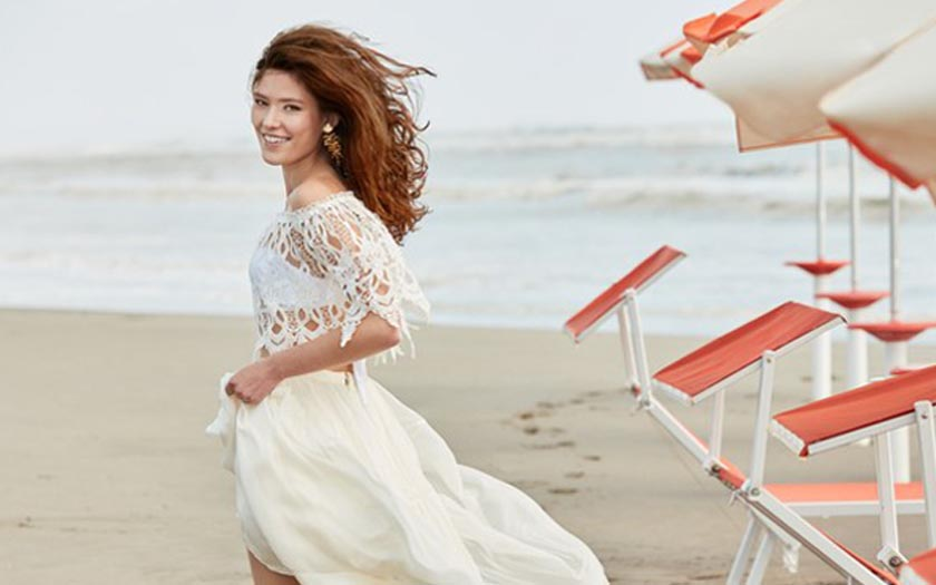 5 Rules for Beach Wedding Dresses