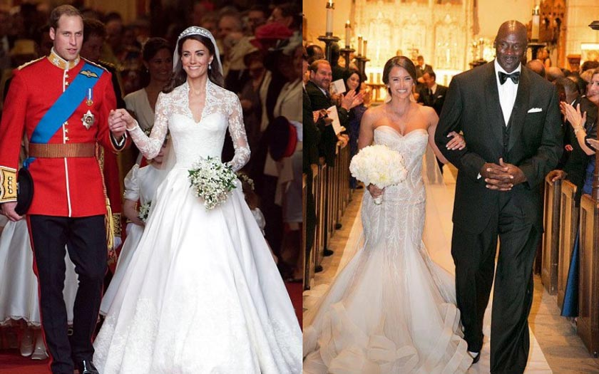 The 10 Most Ridiculously Expensive Celebrity Weddings