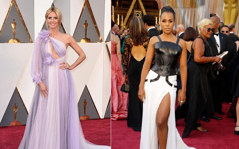 Oscars 2016 Epic FAIL Celebrities Dresses