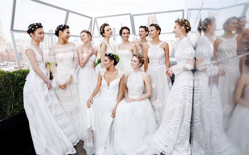Wedding Dress Trends We Love for 2018