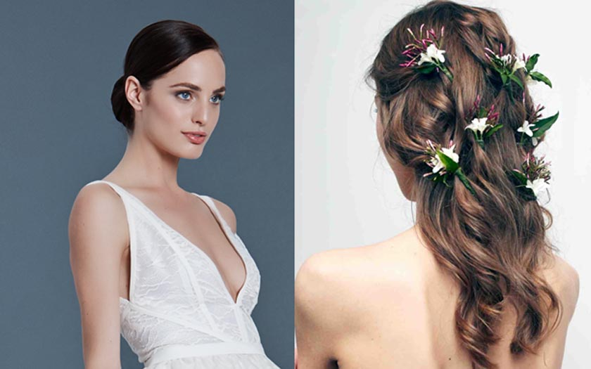 Best Bridal Hairstyles for 2016