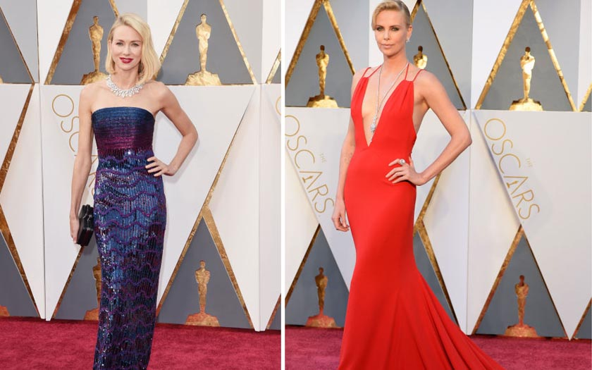 Oscars 2016 Celebrities KILLER Dresses