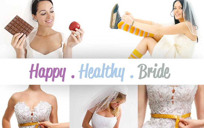 How To Be the Healthiest Bride