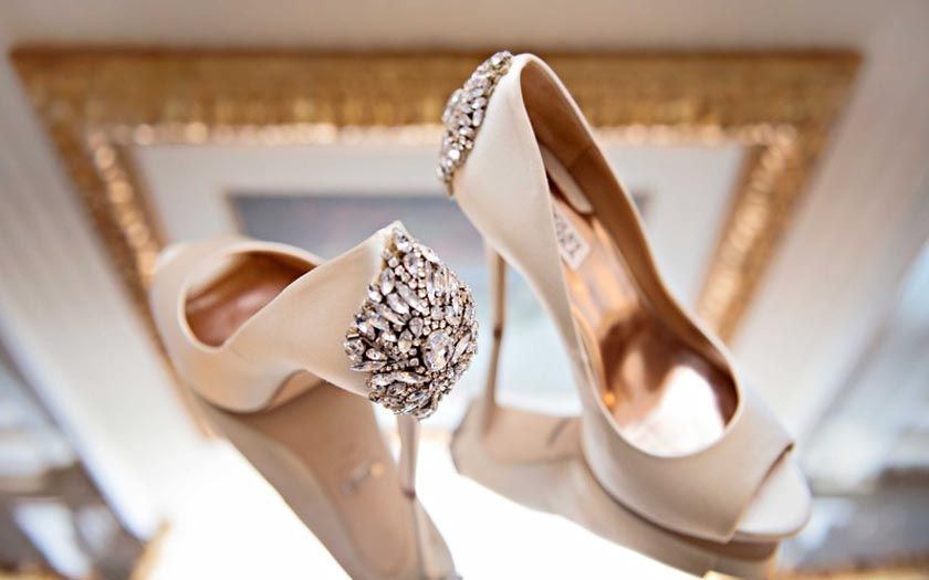 12 Must-See Gorgeous Bridal Shoes
