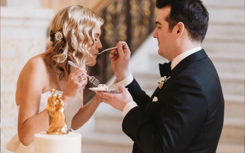 How to Choose Your Wedding Cake?