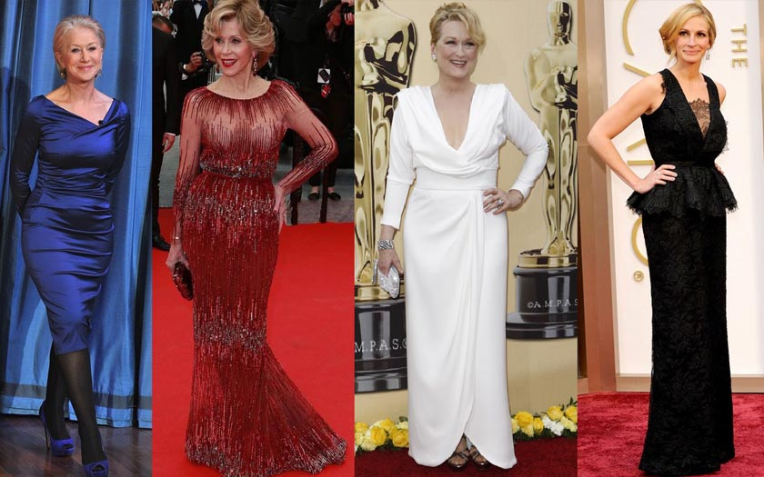 Red Carpet Looks for the Mother of the Bride & Groom