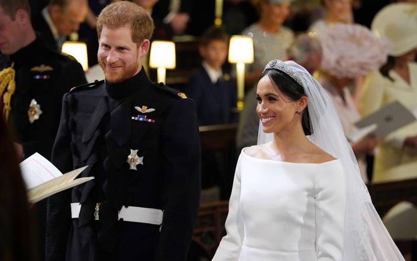 Everything You Need To Know About The 2018 Royal Wedding