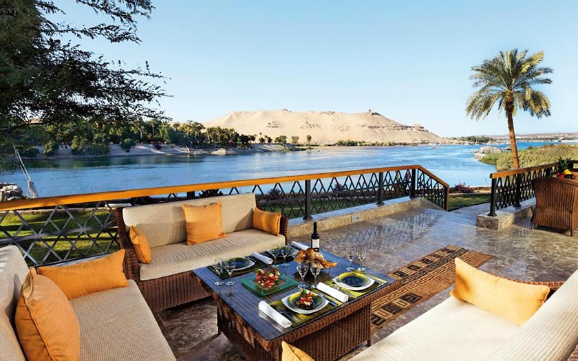 The Ultimate Luxurious Experience: Mövenpick Resort Aswan
